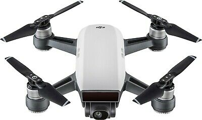 AU423.53 • Buy DJI Spark Quadcopter Portable Mini 1080P Camera Drone - Alpine White