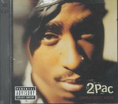 ID3z - 2Pac - Greatest Hits - CD - New • 17.88£