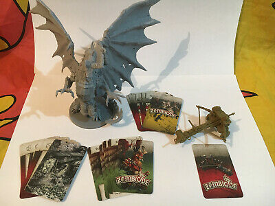 AU79.95 • Buy Zombicide, KS Horde Box Feral Dragon And Balista.