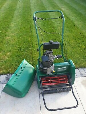 View Details Qualcast 43s Self Propelled Petrol Cylinder Lawnmower • 105.00£