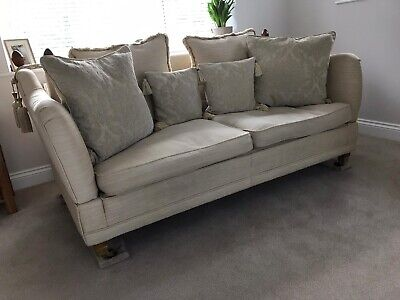 2 Piece Suite Used 3 Seater And 2 Seater Sofas • 575£