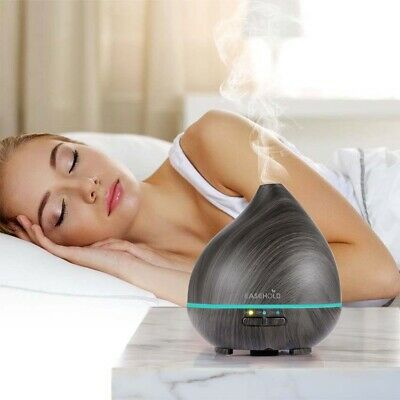 AU16.99 • Buy  Aroma Aromatherapy Diffuser LED Essential Oil Ultrasonic Air Humidifier Purifie