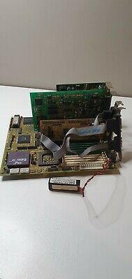 AU499.95 • Buy COMPLETE FULLY TESTED Vintage 486 Computer American Megatrends Mainboard RAM