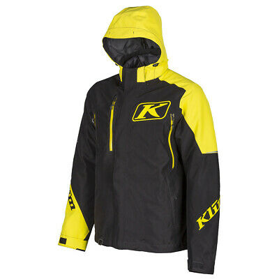 $ CDN469.21 • Buy Klim Kompound Jacket Xl Klim Yellow Closeout