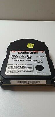 AU49.95 • Buy TESTED WORKING Vintage 486 Samsung 120MB IDE HDD With DOS, Games & Windows OS