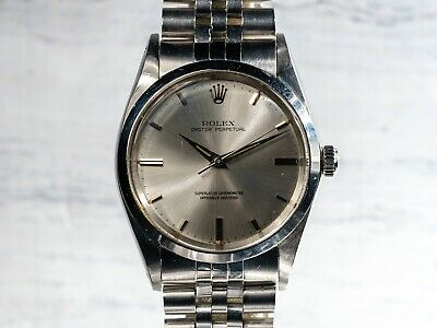 $ CDN3000 • Buy Vintage Rolex Oyster Perpetual Ref 1018 - Papers Matching Movement