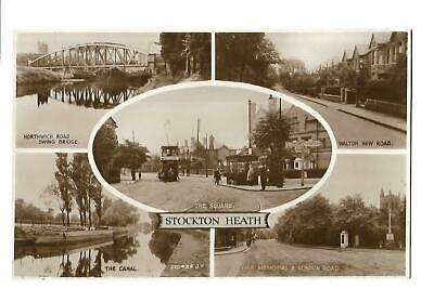 Stockton Heath. Multi View. R/P.  • 5.99£