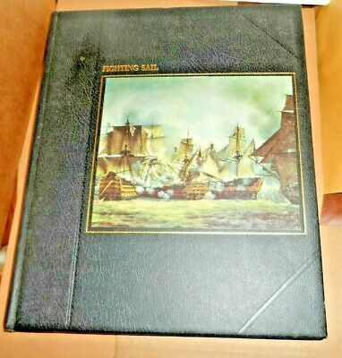 The Seafarers: Fighting Sail By A. B. C. Whipple & Time Life Editors 1979, HB • 3.50£