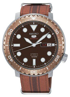 $ CDN293.31 • Buy Seiko Japan-Made Automatic Mens Watch SRPC68J