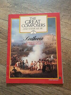 The Great Composers And Their Music A Complete Set Of 65 Magazines • 4.25£