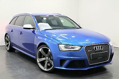 2014 Audi RS4 Avant 4.2TFSI S Tronic Quattro - PX SWAP - FINANCE - WARRANTY • 22,985£
