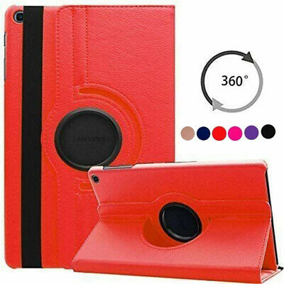 Tablet Case Cover For Samsung Galaxy Tab A7 T500/T505 2020 360 Rotating Folding • 7.95£