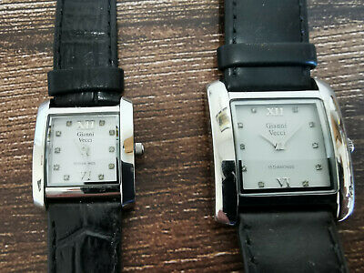 His And Hers Matching Gianni Vecci Wristwatches • 50£