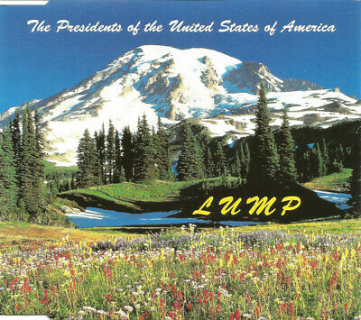 ID5783z - The Presidents Of The United States Of America - Lump • 4.75£