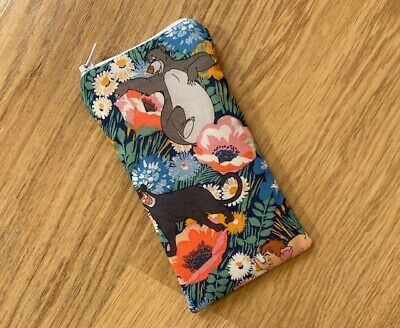 Zipped Glasses / Sunglasses Case (e) Made Using Cath Kidston Fabric By Dawn • 5.50£