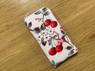 Zipped Glasses / Sunglasses Case (h)  Made Using Cath Kidston Fabric By Dawn • 5.50£