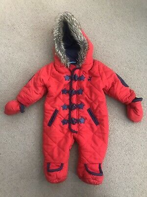 Winter Pramsuit 0-3 Months By Lily & Jack • 0.99£