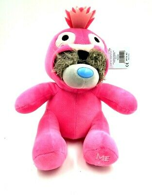 Me To You Tatty Teddy 9  Dressed In A Pink Animal 1Onesie - Dark Pink • 10.49£