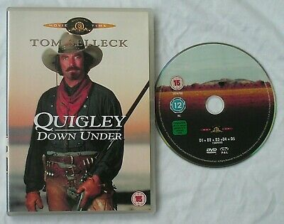 Quigley Down Under DVD (2003) Tom Selleck  • 4.89£