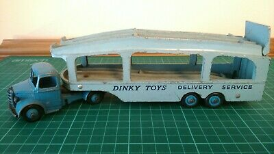 Dinky Supertoys 982 Bedford Pullmore Car Transporter  • 19.95£
