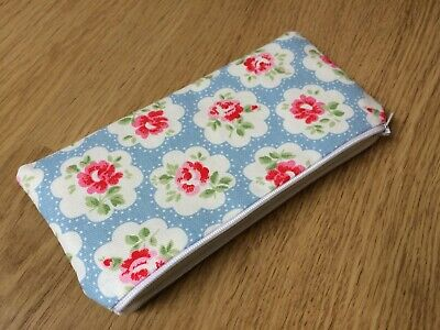Pencil Case Make Up Case Glasses Case (g) Made Using Cath Kidston Fabric By Dawn • 5.50£