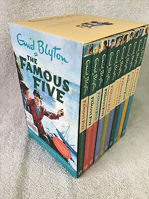 £24.99 • Buy Enid Blyton  -The Famous Five - Classic Collection Book Set 1-10