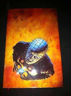 HELLRAISER. VLimited SIGNED Edition 46/500 By CLIVE BARKER. Books Of Blood Vol.1 • 666£