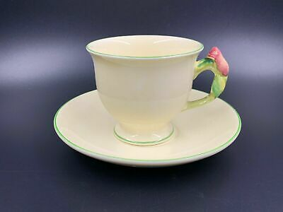 $ CDN29 • Buy Royal Winton Grimwades Rosebud Cream Small Tea Cup Saucer Set England