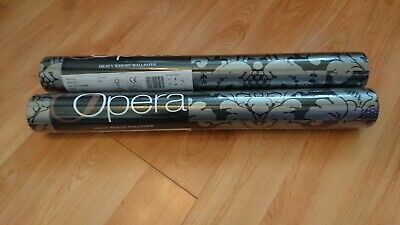 Arthouse Opera Da Vinci Damask Wallpaper X 2 Rolls, Same Batch • 2.30£