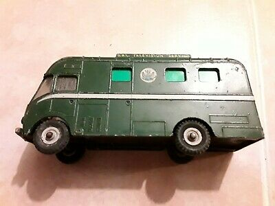 Dinky Toys 967 BBC Mobile Control Room In NICE Condition.. • 0.99£