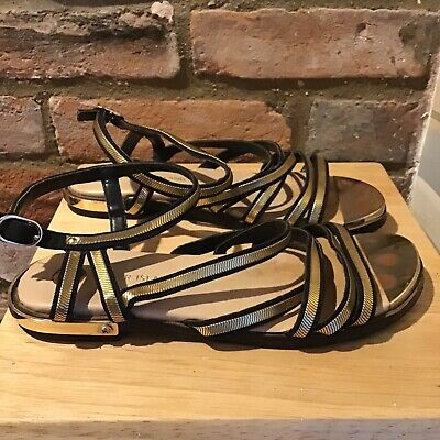 River Island Strapped/Gladiator Sandals Size 6 • 7£