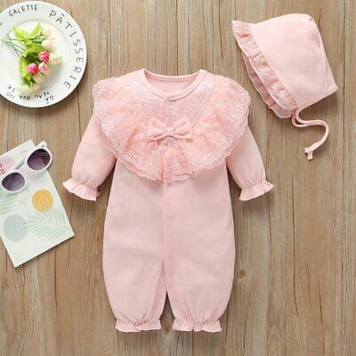Baby Boys Girls Spanish Romany Style Bow Knitted Jumper Top Pants Dress Romper