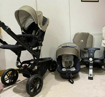 View Details Jané Trider Matrix 2 Pushchair System & Swivel Isofix Carseat Base, Baby-Toddler • 250.00£