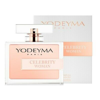£14.99 • Buy Yodeyma Perfume 15/50/100ml -CELEBRITY WOMAN - New And Sealed Authentic Perfume