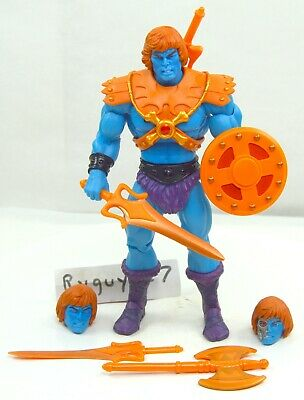 $250 • Buy MOTUC, Faker, Complete Figure, Masters Of The Universe Classics, Ultimates, Part