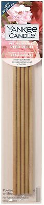 Yankee Candle Reed Diffuser Fragranced Refill Sticks Fresh Cut Roses  • 6.99£