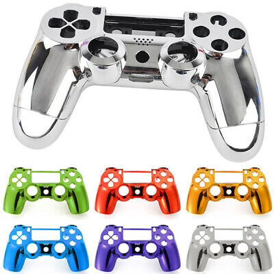 AU12.87 • Buy Front Upper Protective Shell Case Cover For PS4 Controller Game Accessories New