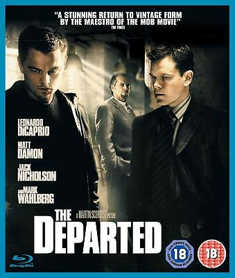 The Departed Blu Ray • 3.45£