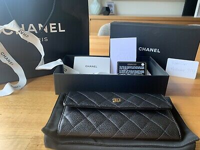 AU1200 • Buy Women's Designer Chanel Wallet