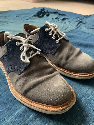 Mark McNairy Saddle Shoes Sanders Made • 12£