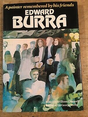 Edward Burra, A Painter Remembered By His Friends. 1982. Hardback. • 25£