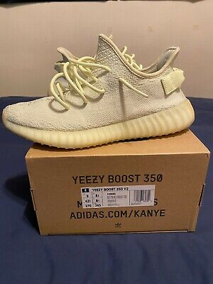 $ CDN261.82 • Buy YEEZY BOOST 350 V2 BUTTER US MENS SIZE 9; GOOD CONDITION ; STOCKX AUTHENTICITY
