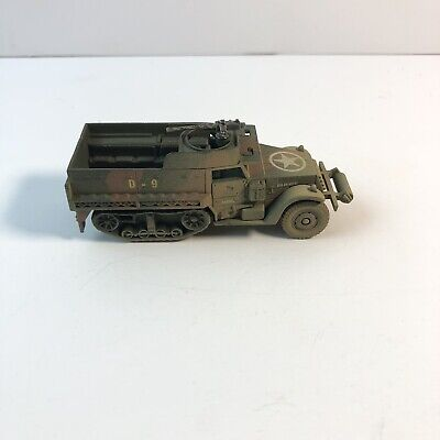 $11.99 • Buy Corgi M3 Half Track US Army 2nd Armoured Division Daring D-9 Never Played With