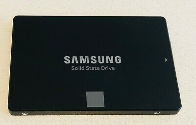 AU39.95 • Buy Samsung SSD 850 EVO 120GB Works Perfectly FREE POST!!!!