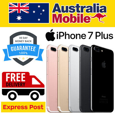 AU339 • Buy APPLE IPhone 7 Plus 128GB UNLOCKED SMARTPHONE AS EXCELLENT AU STOCKED [PROMOTED]