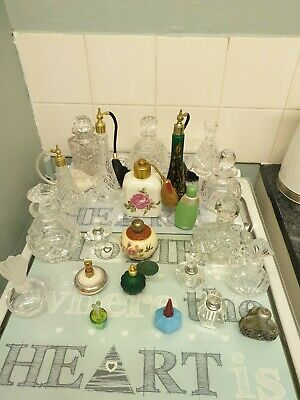 Antique Purfume Bottles  • 0.99£
