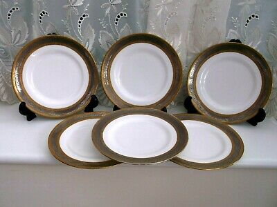 £10 • Buy Royal Worcester   **contrast ** Side Plates X 6