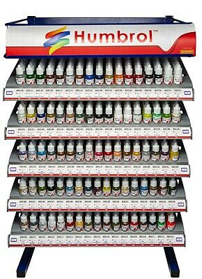 £2.99 • Buy Humbrol Acrylic Paint 14ml Dropper Bottles Choice Of 81 Colours - Airfix, Revell