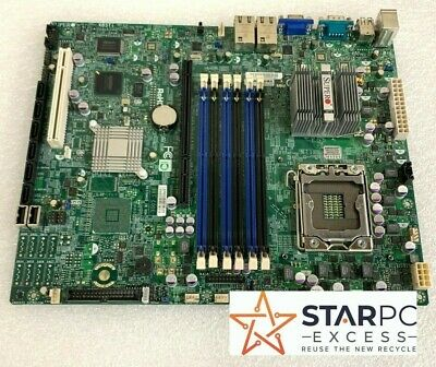 $ CDN54.97 • Buy Supermicro X8STI Socket LGA1366 DDR3 Server Motherboard