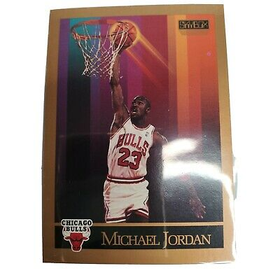 $59.99 • Buy Michael Jordan 1990 SkyBox #23 Basketball Card #41 Golf NBA Chicago Bulls